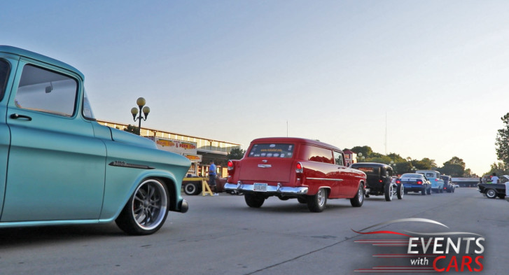 Cruising GoodGuys Heartland Nationals 2020