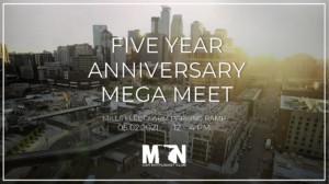 MNCEC 5 Year Anniversary Mega Meet