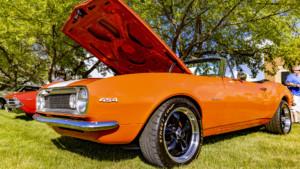 Victoria Car Show June 9 202