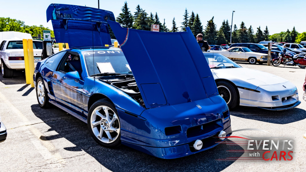 Back to the 80's Car Show