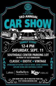 Edina Car Show 2021
