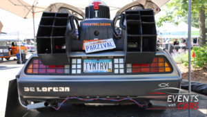 Back to the 80's car show 2021