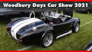 Woodbury Day's Car Show 2021