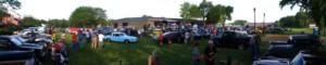 Rochester Eagles Club Car Show 2021