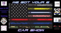 We Got Your 6 Car Show