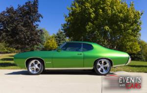 69 Pontiac GTO Car of the Week