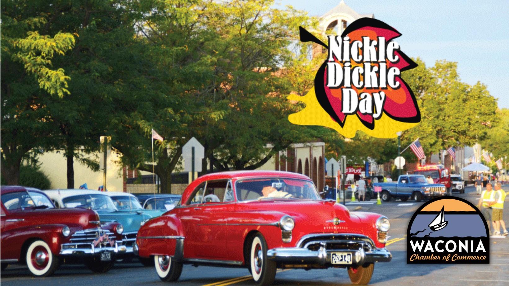 Nickle Dickle Days Car Show 2021