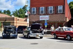 Prescott Daze Car Show