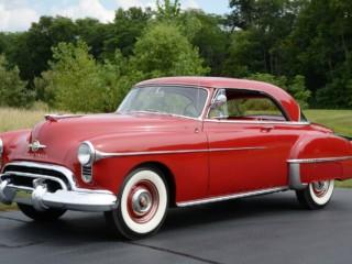 1950 Oldsmobile 88 1