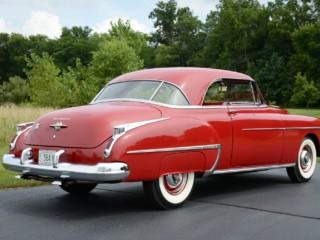 1950 Oldsmobile 88 3