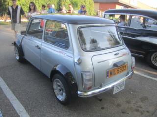 1984 Austin Mini 2
