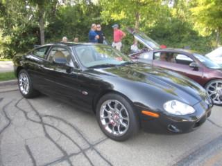 2000 Jag XKR 2